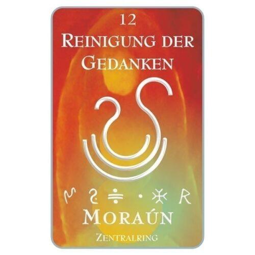 Moraún richtet die Gedanken auf und erneuert sie.