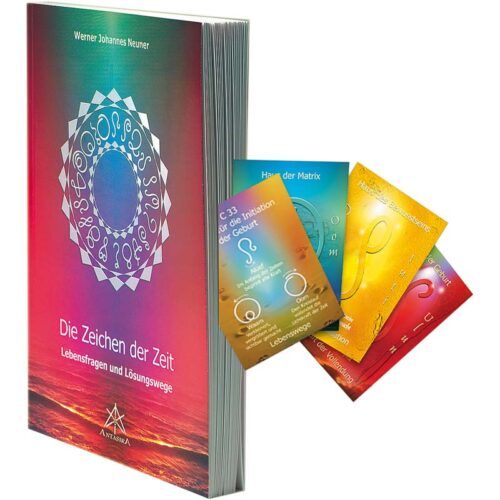 Die Zeichen der Zeit, Buch und Kartenset