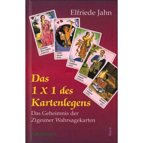Lernen Sie von der Meisterin des Kartenlegens das Geheimnis der Zigeuner Wahrsagekarten