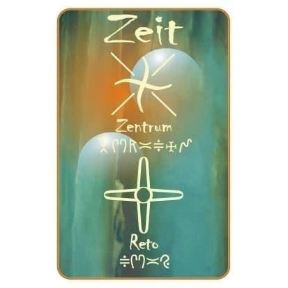 Larimar Energie und Orakelkarten