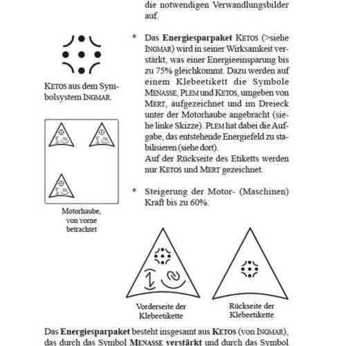 Die in diesem Buch beschriebenen Symbole sind Darstellungen von energetischen Programmen, die seit Äonen in unserem Universum existieren und für alle Wesenheiten zugänglich und völlig frei nutzbar sind. Wir haben damit Hilfsmittel in unseren Händen, die wir kraft unseres Geistes abrufen und mit denen wir auf einfache Weise höchst effektive Wirkungen erzielen können.