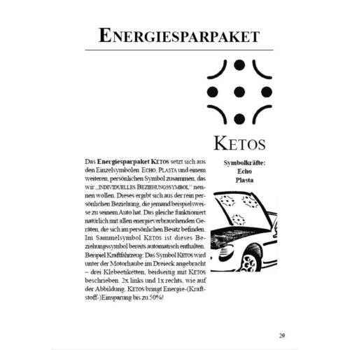 Ingmar Symbol Ketos Energiesparpaket