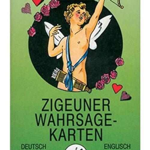 Zigeuner Wahrsagekarten Piatnik