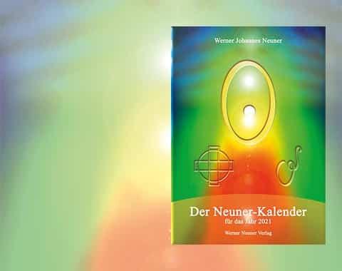Der Neuner-Kalender ist der Kalender für die Zeitenwende. Er steht für den Paradigmenwechsel in der Wahrnehmung der Zeit.