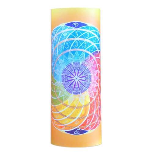 Mandala-Lampe-ChakrenKraft